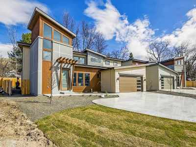 Boise Single Family Home For Sale: 2652 W Neff Street