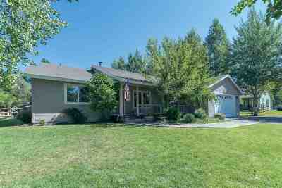 Hailey Single Family Home For Sale: 730 Deertrail