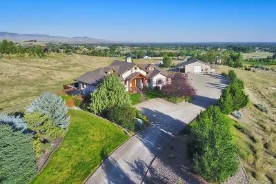 Eagle Single Family Home For Sale: 4940 N Soaring Lane