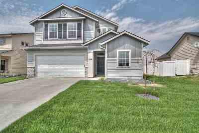 Eagle Single Family Home For Sale: 2577 E Blackstone Dr.