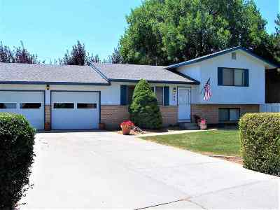 Twin Falls Single Family Home For Sale: 496 Meadows Ln