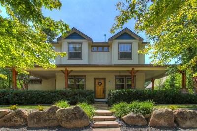 Hidden Springs Single Family Home For Sale: 5393 W Hidden Springs Dr