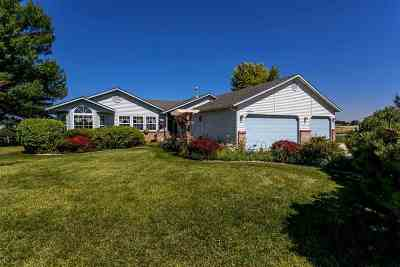 Meridian Single Family Home For Sale: 3771 W Silver Terrace Rd