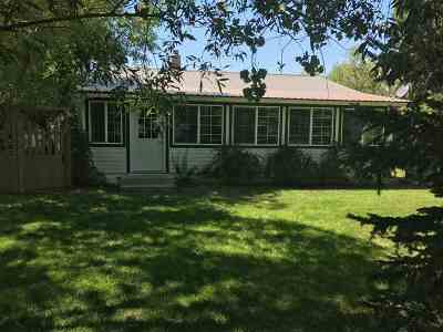Gooding Single Family Home For Sale: 2499 E 1150 S