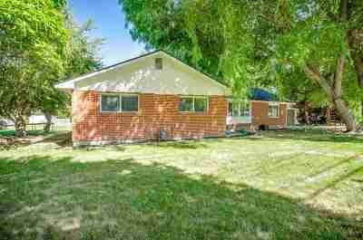 Eagle Single Family Home For Sale: 368 N Eagle Road