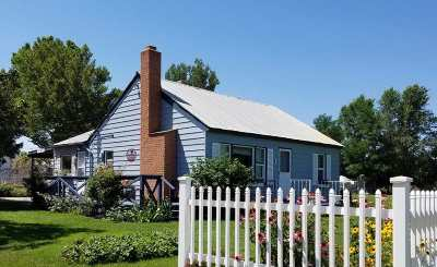Glenns Ferry Single Family Home For Sale: 533 S Pacific