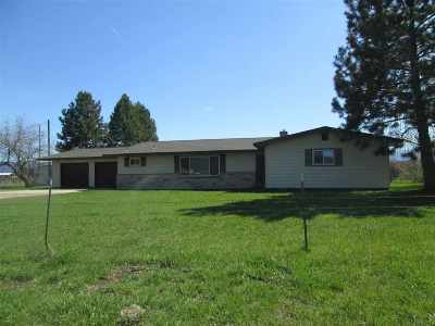 New Meadows Single Family Home For Sale: 3659 S End Rd