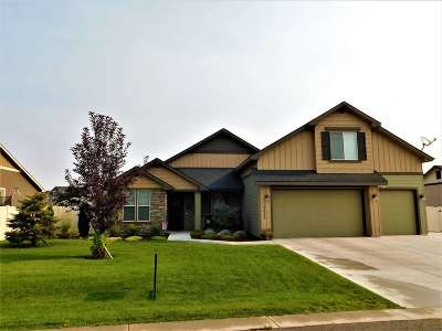 Nampa Single Family Home For Sale: 12626 S Carriage Hill