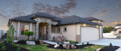 Kuna Single Family Home For Sale: 9487 S Palena Ave.