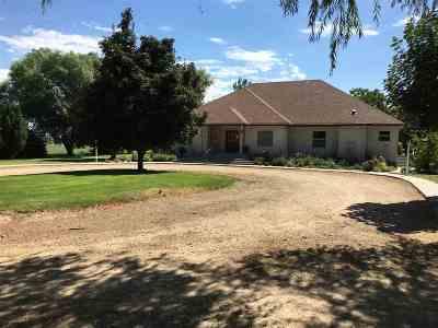 Nampa Single Family Home For Sale: 3303 E Lewis Lane