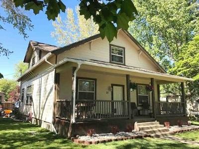 Shoshone Single Family Home For Sale: 311 W C