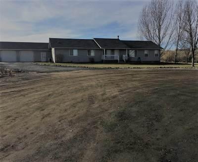 Filer Single Family Home For Sale: 2177 E 3840 N