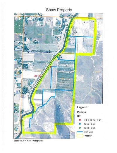 Emmett Residential Lots & Land For Sale: 4001 E Main Street