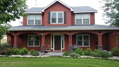 Middleton Single Family Home For Sale: 9245 Northview