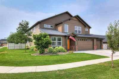 Meridian Single Family Home For Sale: 4285 S Tindaris Ave