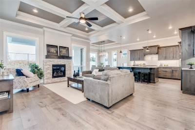 Meridian Single Family Home For Sale: 433 E Crest Ridge Dr.