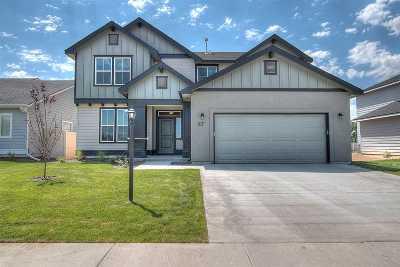 Eagle Single Family Home For Sale: 2650 E Blackstone Dr.