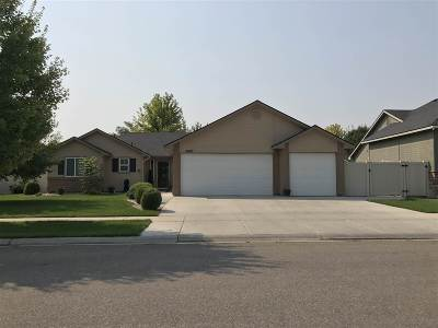 Nampa Single Family Home For Sale: 14471 N Vintage Way
