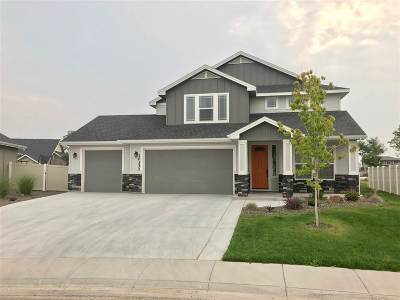 Nampa Single Family Home For Sale: 10337 Iron Bag Dr