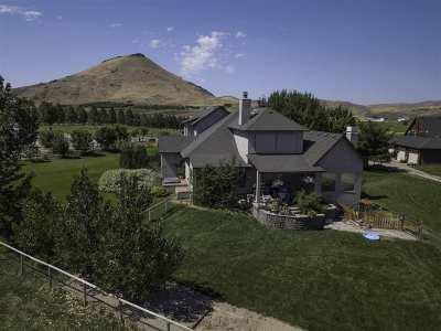 Emmett Single Family Home For Sale: 5200 Montour Road