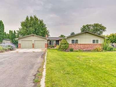 Nampa Single Family Home For Sale: 5121 Joe Lane