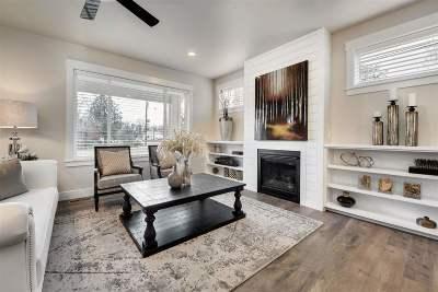 Boise Single Family Home For Sale: 3572 W Hansen Ave.