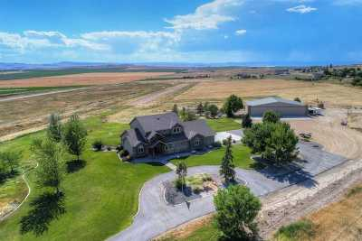 Nampa Single Family Home For Sale: 9135 Sky Ranch Rd