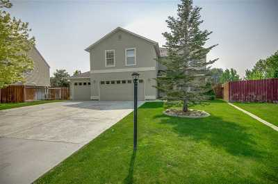 Nampa Single Family Home For Sale: 8033 E McKenzre Street