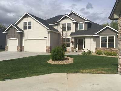 Nampa Single Family Home For Sale: 2520 W Mill Court