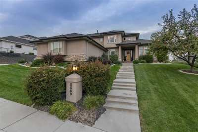 Boise Single Family Home For Sale: 5560 N Quail Summit Place