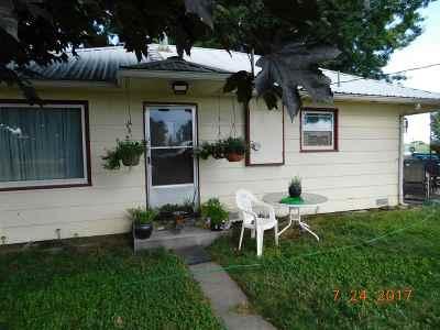 Emmett Single Family Home For Sale: 3320 W Idaho Blvd.