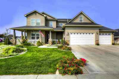 Caldwell Single Family Home For Sale: 3816 Stonehedge Way