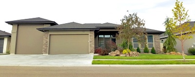 Meridian Single Family Home For Sale: 1126 E Radiant Ridge
