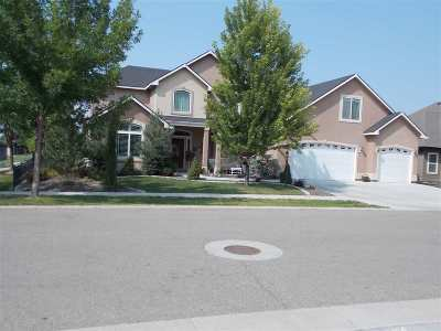 Nampa Single Family Home For Sale: 2112 W Rock Creek Drive