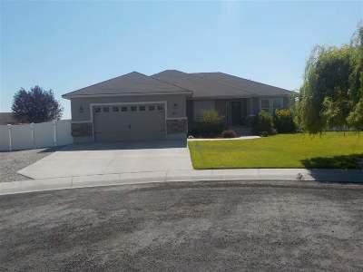 Kimberly Single Family Home For Sale: 931 Ballard Ln