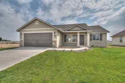 Nampa Single Family Home For Sale: 11342 W Platte River St.