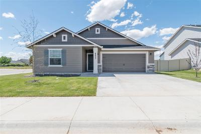 Nampa Single Family Home For Sale: 11348 W Platte River St.
