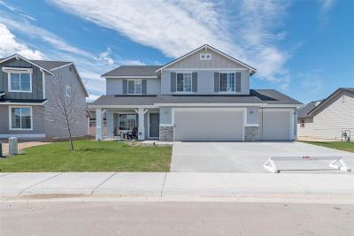 Kuna Single Family Home For Sale: 2833 W Crenshaw