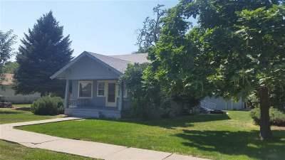 Gooding Single Family Home For Sale: 401 Utah Street