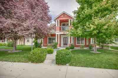 Meridian Single Family Home For Sale: 638 E Idaho