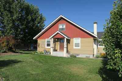Jerome Single Family Home For Sale: 1810 N Tiger Drive
