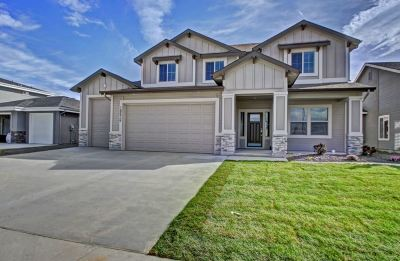 Nampa Single Family Home Back on Market: 18628 Easter Peak