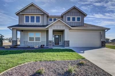 Nampa Single Family Home For Sale: 10473 Baker Lake