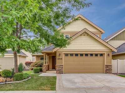 Boise Single Family Home For Sale: 6535 W Dufferin Ct.