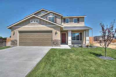 Kuna Single Family Home For Sale: 1083 S Red Sand Ave.