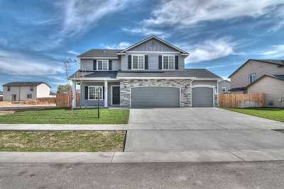 Kuna Single Family Home For Sale: 1099 S Red Sand Ave.