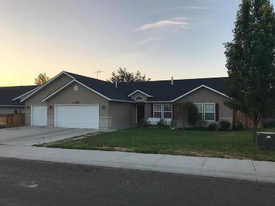 Jerome Single Family Home For Sale: 834 E 14th Ave