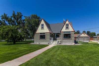 Nampa Single Family Home For Sale: 316 Davis Ave.