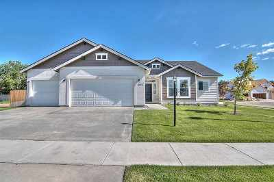 Nampa Single Family Home New: 2032 W Pine Creek Dr.