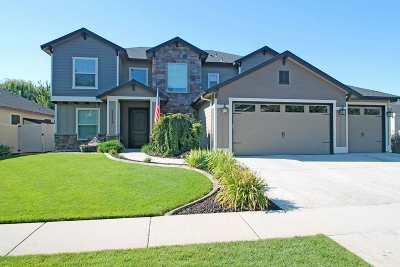 Meridian Single Family Home For Sale: 1113 E Tuttle Street
